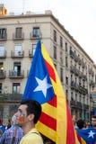 Via Catalana Royalty Free Stock Images