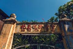 Via centrale dell'incrocio in Nha Trang Immagine Stock Libera da Diritti