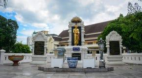 Via in Chiang Mai, Tailandia Fotografie Stock Libere da Diritti