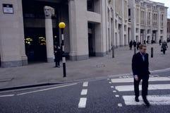 Via, collina di Ludgate, Londra Fotografia Stock
