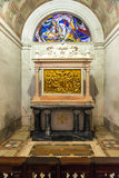 Via Crucis ( Via crucis) santuario interno di Fatima Immagini Stock