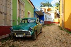 Via cubana Immagini Stock