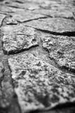 Via del ciottolo o della pietra Immagine Stock Libera da Diritti