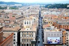 Free Via Del Corso Royalty Free Stock Photo - 45275115