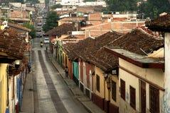 Via del San Cristobal Fotografia Stock Libera da Diritti