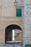 Via dell' Arco 1 - Villa a Sesta Royalty Free Stock Photography