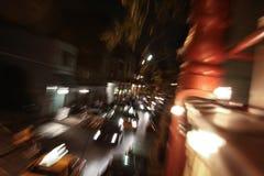 Quartiere francese di New Orleans da una galleria fotografia stock