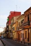 Via della Spagna Fotografia Stock