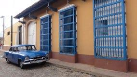 Via della Trinidad Fotografia Stock Libera da Diritti