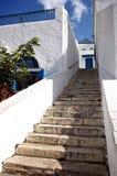 Via della Tunisia Fotografie Stock