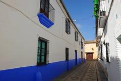 Via di Almagro, Spagna Fotografie Stock Libere da Diritti