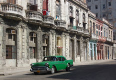 Via di Avana Immagini Stock