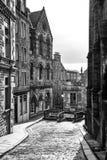 Via di Edimburgo Fotografia Stock