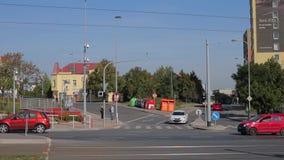 Via di Europska, Praga archivi video