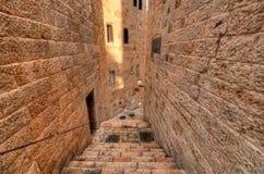 Via di Gerusalemme Fotografia Stock Libera da Diritti