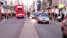 Via di Londra video d archivio