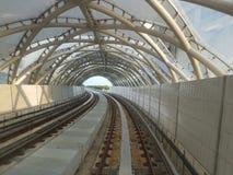 Via di LRT immagine stock