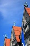 Via di Monaco di Baviera Fotografia Stock