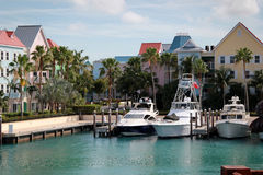 Via di Nassau immagini stock libere da diritti