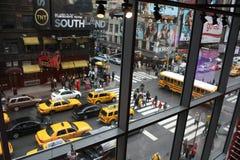 Via di New York Fotografia Stock