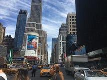 Via di New York Immagine Stock Libera da Diritti