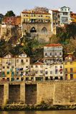 Via di Oporto Immagini Stock Libere da Diritti