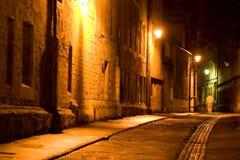 Via di Oxford Immagini Stock