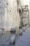 Via di Ravecca street in Genova, Italy Royalty Free Stock Photo