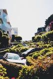 Via di San Francisco fotografia stock
