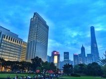 Via di Shanghai Immagine Stock