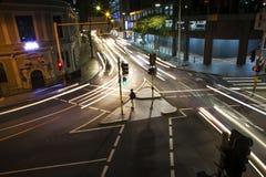 Via di Sydney Fotografia Stock Libera da Diritti