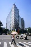 Via di Taipeh Fotografia Stock