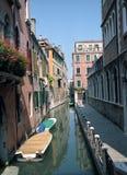 Via di Venezia Immagini Stock