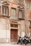 Via di Verona Fotografie Stock Libere da Diritti