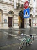 Via di Vienna Immagine Stock Libera da Diritti