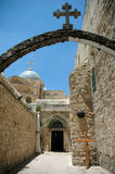 Via Dolorosa Stock Photo