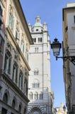 Via a Genova immagini stock libere da diritti