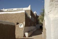 Via in Ghadames, Libia Immagine Stock