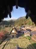 Via Giappone di Takayama fotografie stock libere da diritti