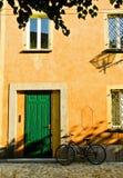 Via italiana Fotografie Stock Libere da Diritti