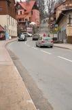 Via in Karpacz Fotografie Stock