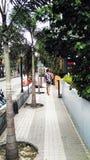 Via in Kuala Lumpur immagine stock libera da diritti