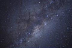 A Via Látea brilha sobre Nova Zelândia imagens de stock royalty free