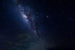 Via Látea no céu Imagens de Stock