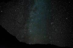 Via Lattea Fotografia Stock