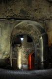 Via medievale Fotografia Stock Libera da Diritti