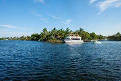 Via navegável do Fort Lauderdale Fotografia de Stock