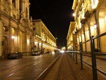 Via Po, Turin Stock Images