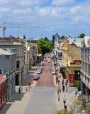 Via principale in Fremantle, Australia occidentale Fotografia Stock Libera da Diritti