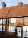 181 via principale, vecchio Amersham, Buckinghamshire fotografia stock libera da diritti